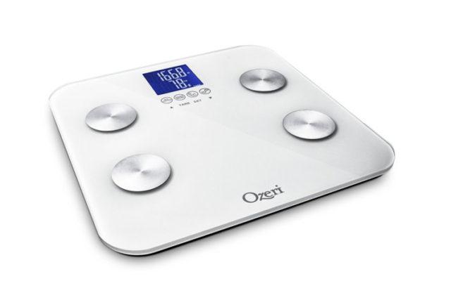 Ozeri Touch : la balance impédancemètre digitale et pas cher !