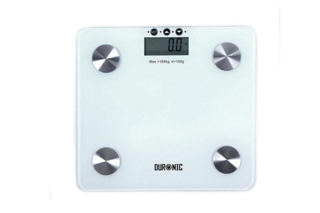 Avis Duronic BS301: Un pèse-personne d'une fiabilité remarquable