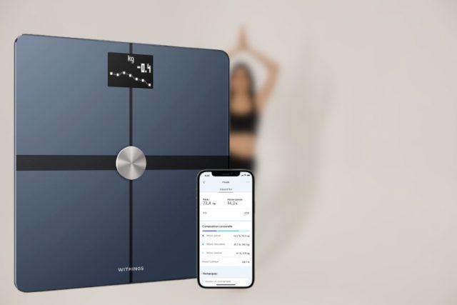 Description et review de la balance Nokia Body plus
